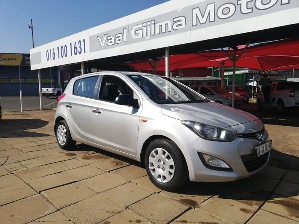 2014 Hyundai i20 1.2 Motion  Gauteng Vereeniging_0