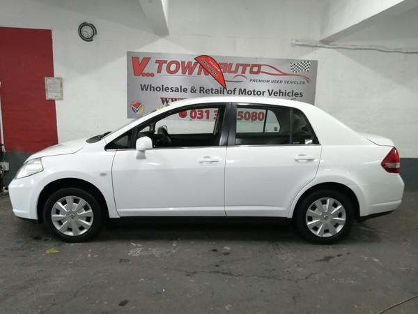 2010 Nissan Tiida 1.6 Visia Sedan...Immaculate Family Car. Kwazulu Natal Durban_0