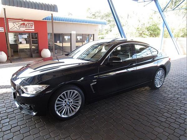 2016 BMW 4 Series 420i Gran Coupe Luxury line Auto Gauteng Pretoria_0