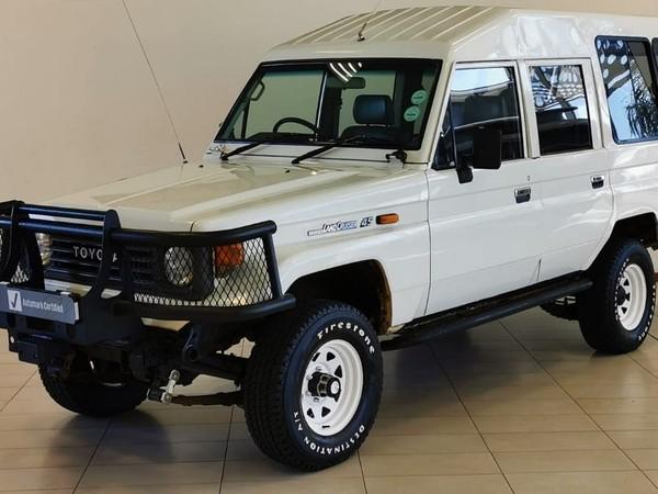 1992 Toyota Land Cruiser Petrol Pu Sc  Mpumalanga Lydenburg_0