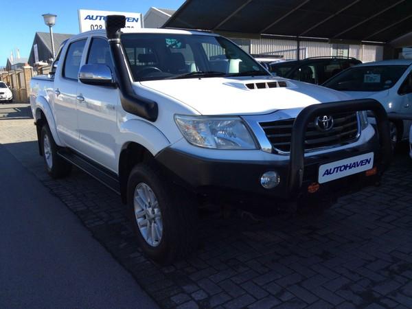 2012 Toyota Hilux 3.0 D-4d Raider 4x4 At Pu Dc  Western Cape Hermanus_0