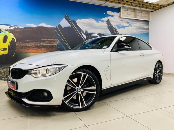 2015 BMW 4 Series 428i COUPE M SPORT LINE AUTO SUNROOF  Gauteng Benoni_0