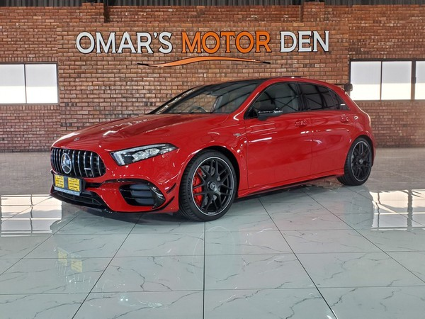 2020 Mercedes-Benz A-Class A45 S 4MATIC AUTOMATIC FULLY SPECKED  Mpumalanga Witbank_0