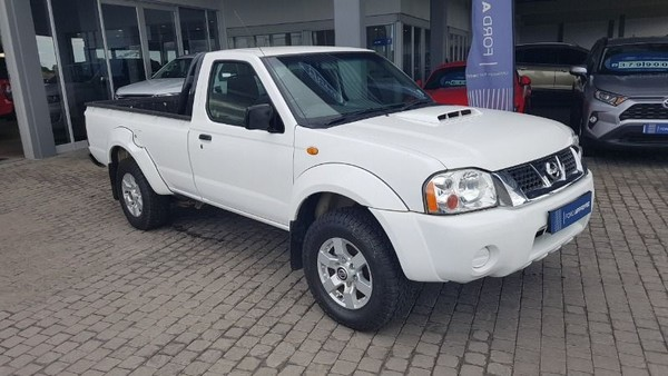2017 Nissan NP300 Hardbody 2.5TDi HI-RIDER Single Cab Bakkie Kwazulu Natal Richards Bay_0