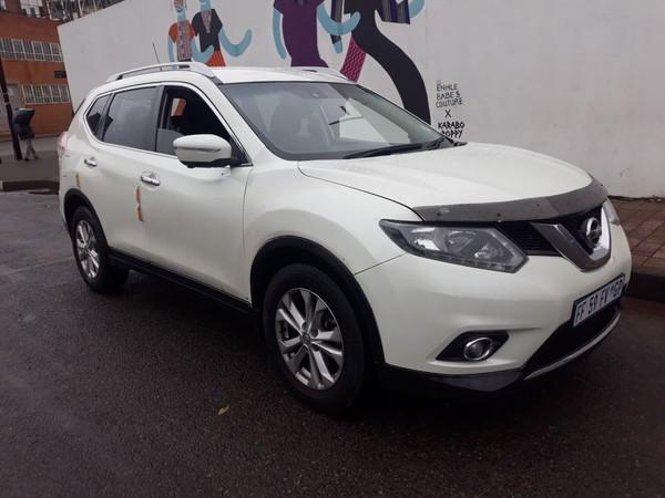 2015 Nissan X-Trail 2.5 Cvt Le r81r87  Gauteng Jeppestown_0