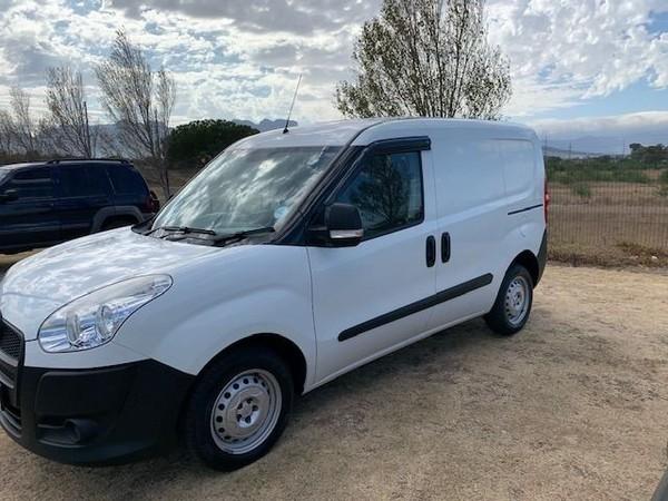 2017 Fiat Doblo Cargo 1.3 MJT FC PV Western Cape Somerset West_0