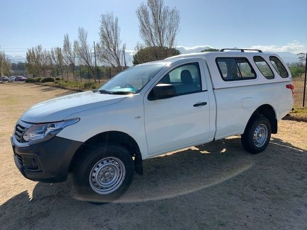 2018 Fiat Fullback 2.4 MPi Single Cab Bakkie Western Cape Somerset West_0