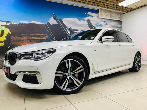 2018 BMW 7 Series 730d MSPORT AUTO 36000KMS Gauteng Benoni_0