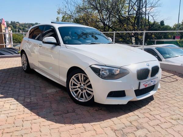 2013 BMW 1 Series 118i M Sport Line 5dr At f20  Gauteng Sandton_0