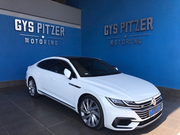 2018 Volkswagen Arteon 2.0 TSI R-LINE 4M DSG Gauteng Pretoria_0