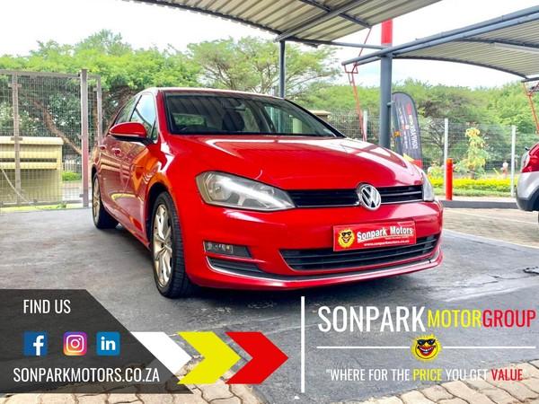 2014 Volkswagen Golf Vii 2.0 Tdi Highline Dsg  Mpumalanga Nelspruit_0
