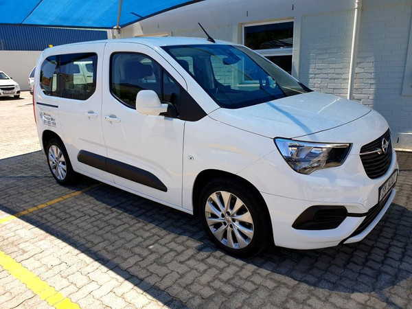 2020 Opel Combo Life Enjoy 1.6TD FC PV Western Cape Somerset West_0