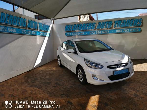 2014 Hyundai Accent 1.6 Fluid 5-Door Auto Western Cape Somerset West_0