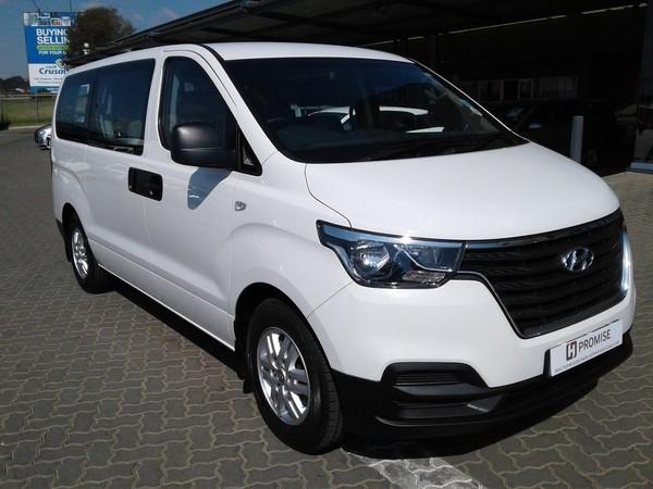 2019 Hyundai H1 2.5 Crdi Multicab At 6 Seat  Gauteng Roodepoort_0