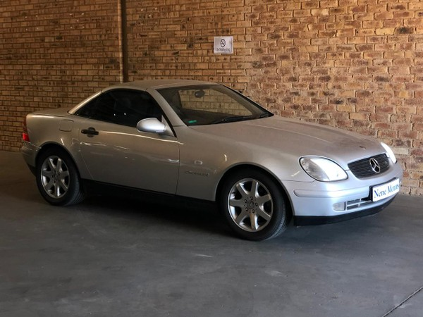 2000 Mercedes-Benz SLK-Class Slk 320 At  Gauteng Boksburg_0