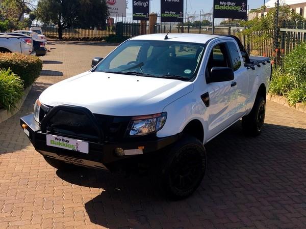 2015 Ford Ranger 2.2tdci Xl Pu Supcab  Gauteng Centurion_0