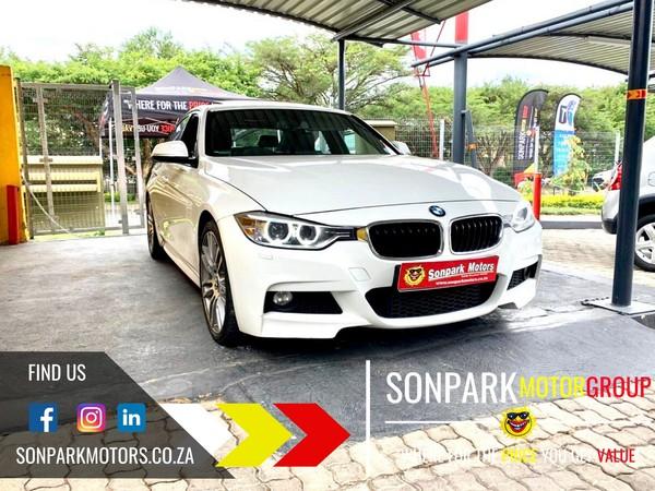 2013 BMW 3 Series 328i M Sport Line At  f30  Mpumalanga Nelspruit_0