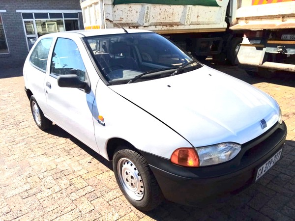 2000 Fiat Palio 1.2 Ed 3dr  Western Cape Plumstead_0