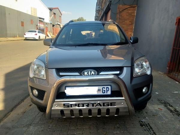 2010 Kia Sportage 2.0 At  Gauteng Jeppestown_0