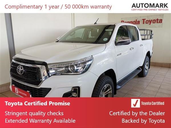 2019 Toyota Hilux 2.8 GD-6 Raider 4X4 Double Cab Bakkie Kwazulu Natal Pongola_0