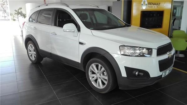 2014 Chevrolet Captiva 2.2D LT Auto Western Cape Vredenburg_0