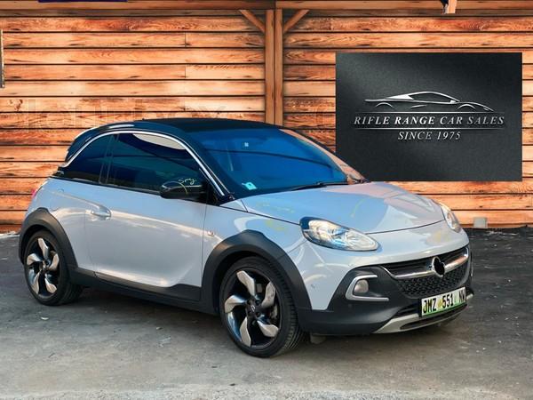 2015 Opel Adam 1.0T Rocks 3-Door Gauteng Rosettenville_0