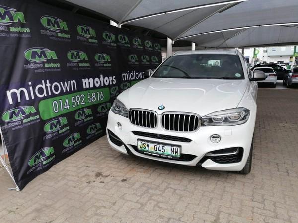 2016 BMW X6 M50d  North West Province Rustenburg_0