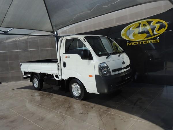 2014 Kia K2700 Workhorse PU CC Gauteng Vereeniging_0