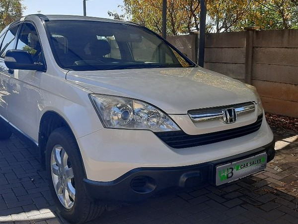2007 Honda CR-V 2.0 Rvi  North West Province Klerksdorp_0