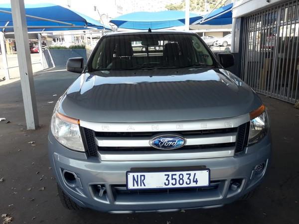 2013 Ford Ranger 2.2TDCi PU CC Gauteng Johannesburg_0