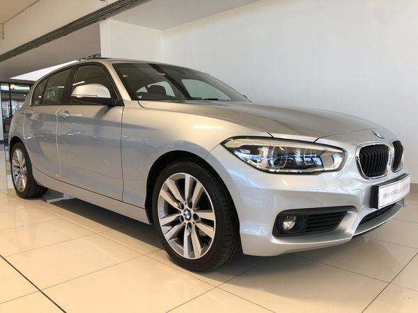 2018 BMW 1 Series 118i 5DR Auto f20 Western Cape Somerset West_0
