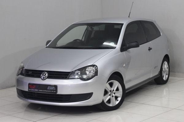 2012 Volkswagen Polo Vivo 1.6 Gt 3dr Manual Gauteng Nigel_0