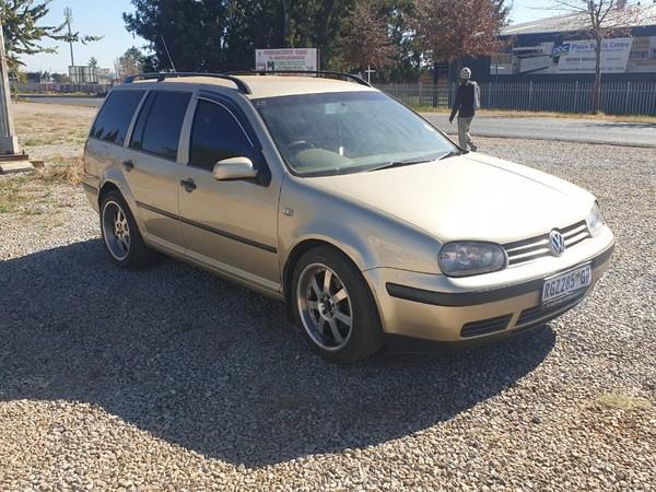 2001 Volkswagen Golf 4 1.6 Estate Trendline  Gauteng Lenasia_0