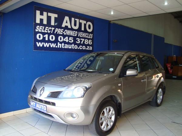 2011 Renault Koleos 2.5 Dynamique  Gauteng Boksburg_0