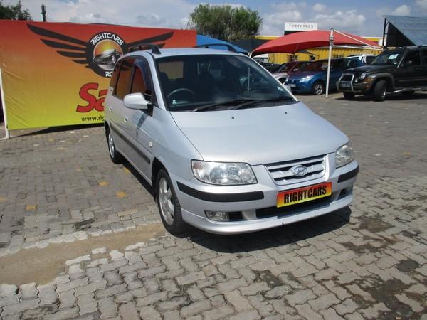 2004 Hyundai Matrix 1.6 Gls  Gauteng North Riding_0