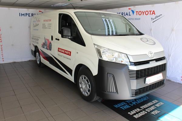 2019 Toyota Quantum 2.8 LWB FC PV Gauteng Johannesburg_0