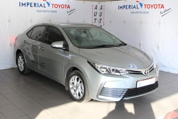 2019 Toyota Corolla 1.3 Prestige Gauteng Johannesburg_0