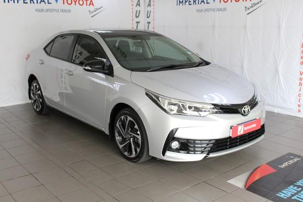 2019 Toyota Corolla 1.6 Prestige CVT Gauteng Johannesburg_0