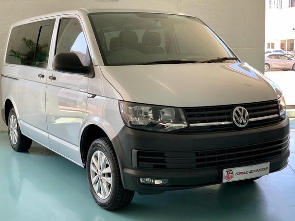 2016 Volkswagen Transporter T6 2.0TDi 103KW 4MOT PU DC Kwazulu Natal Durban_0
