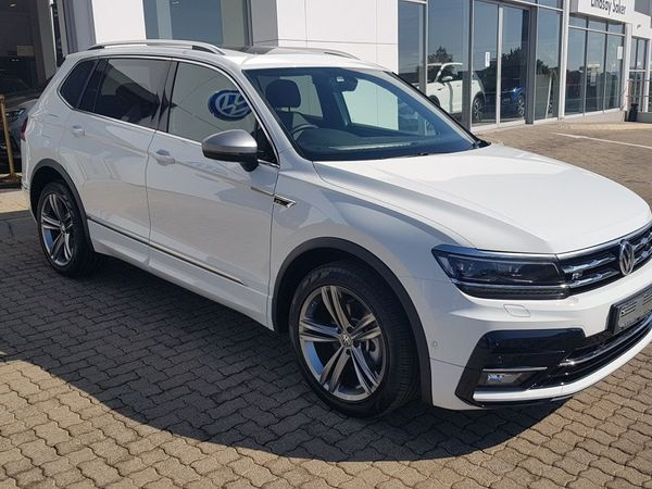 2020 Volkswagen Tiguan AllSpace 1.4 TSI CLINE DSG 110KW Gauteng Johannesburg_0