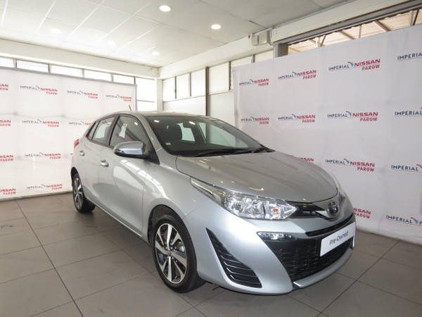 2019 Toyota Yaris 1.5 Xs 5-Door Western Cape Parow_0