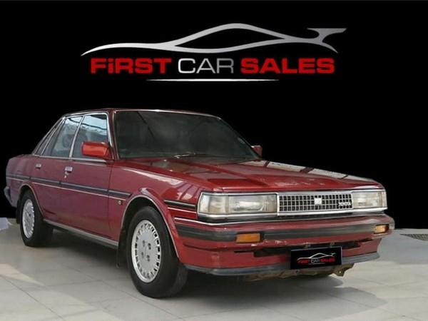 1991 Toyota Cressida 2.4 Gl At  Gauteng Johannesburg_0