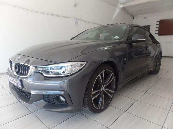 2016 BMW 4 Series 420D Gran Coupe M Sport Auto Gauteng Johannesburg_0