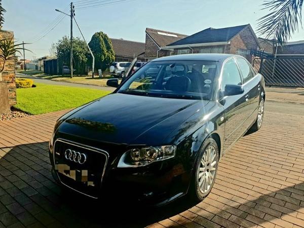 2008 Audi A4 2.0 Avant b7  Gauteng Krugersdorp_0