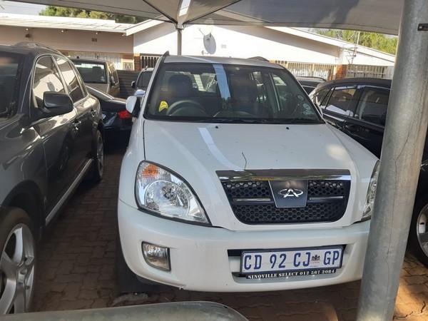 2012 Chery Tiggo 1.6 Tx  Gauteng Pretoria_0