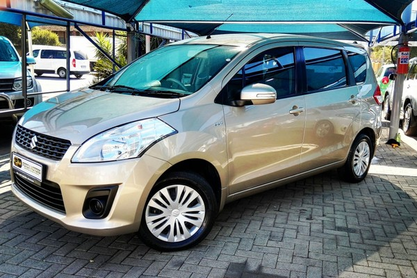 2015 Suzuki Ertiga 1.4 GL Auto North West Province Potchefstroom_0