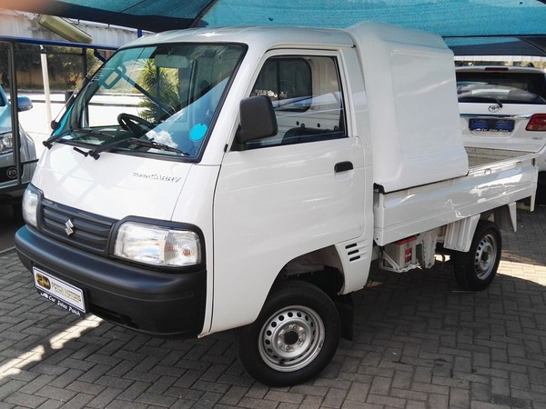 2017 Suzuki Super Carry 1.2i PU SC North West Province Potchefstroom_0