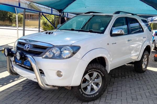 2008 Toyota Fortuner 3.0d-4d Rb 4x4  North West Province Potchefstroom_0