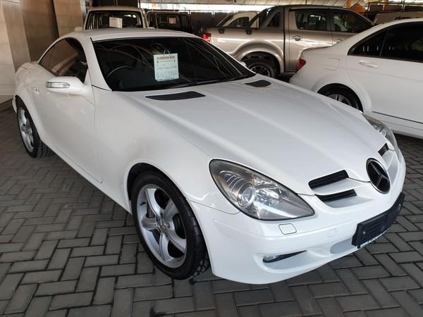 2006 Mercedes-Benz SLK-Class Slk 350 At  Free State Bloemfontein_0