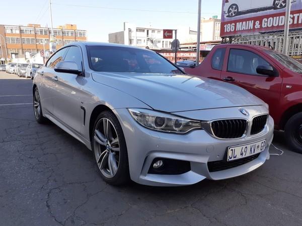 2015 BMW 4 Series 420D Coupe Sport Line Auto Gauteng Johannesburg_0